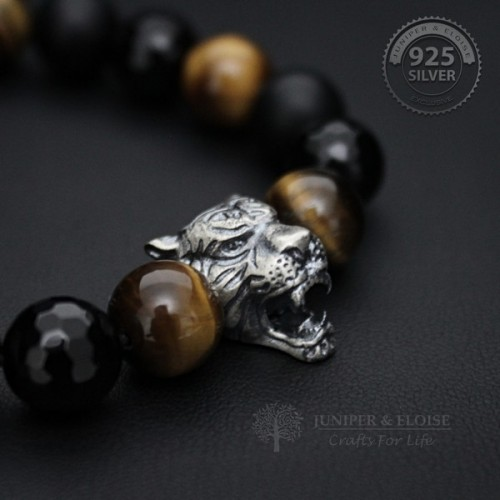 Premium design Tiger Bracelet for Men